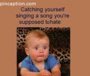 singing an awful song