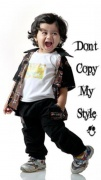 Don't copy my style