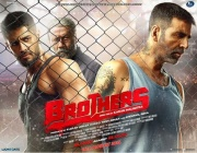 Indian Movie Dharma Productions Brothers Poster