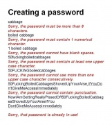 The password tragedy funny